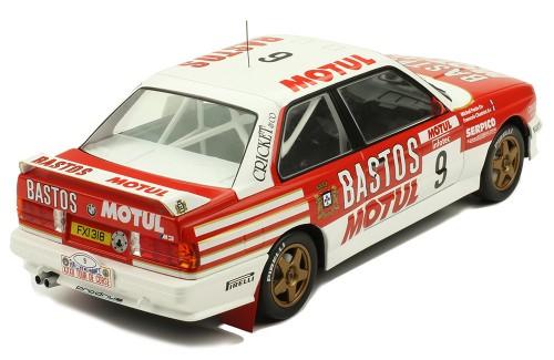 BMW E30 M3 #9 F. Chatriot-M. Perin - Tour de Course 1988