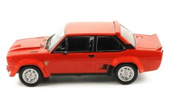 FIAT 131 Abarth 1980 Red with Black Interior