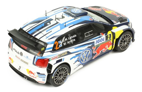 VOLKSWAGEN POLO R WRC #2 J.M. Latvala-M. Anttila - Tour de Corse 2016