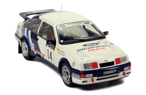 FORD Sierra RS Cosworth #14 C. Sainz-L. Moaya Rally 1000 Lakes 1988