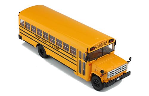 GMC 6000 SCHOOL BUS - 1990
