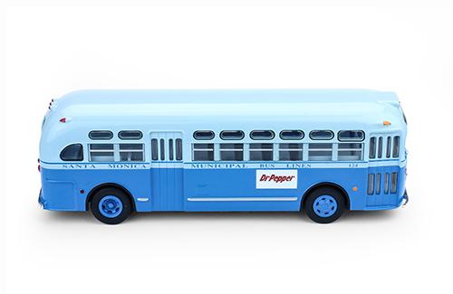 "GM TDH 3714 ""Rosa Parks"" 1955 Blue"