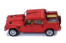 LAMBORGHINI LM 002 - Red - 1986