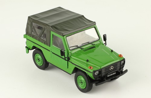 MERCEDES-BENZ 240 G SWB Soft Top 1986