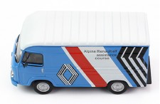 SAVIEM SG2 Van (Assistance Rally Alpine Renault)