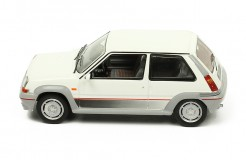RENAULT 5 GT Turbo 1985 White