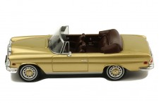 MERCEDES-BENZ 280 se 3.5 (W111) 1969 - Golden