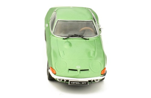 OPEL GT 1969 Metallic Light Green