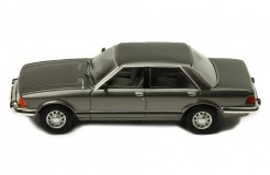 FORD Granada MK II 2.8 GL 1982 - Metallic Grey