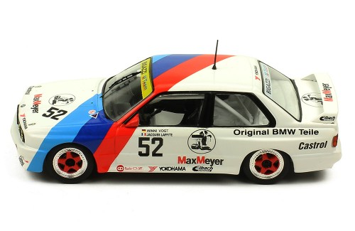 BMW E30 M3 #52 J.LAFFITE/O.GROUILLARD ETCC 1988 (VERSION 2)