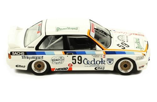 BMW E30 M3 #59 O.VANICEK/V.TOMASEK ETCC 1988