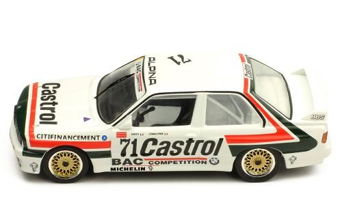BMW E30 M3 #71 J.P. Malcher-P. Petit ETCC 1988