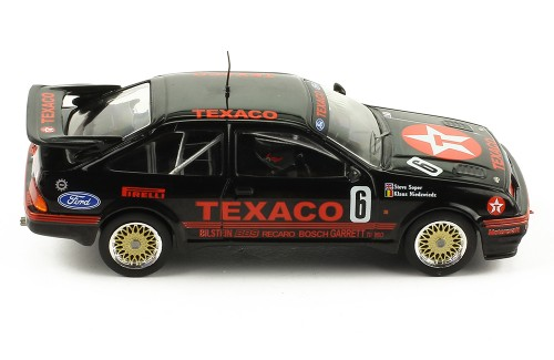 FORD SIERRA RS Cosworth #6 S.Soper / K.Niedzwiecz WTCC Dijon 500 1987