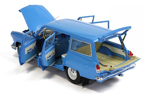 GAZ 22 V Volga - Light Blue - 1967