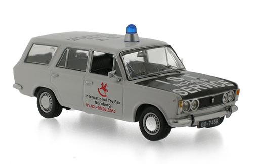 Polski Fiat 125P Kombi Toy Fair