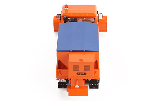 "MULTICAR M25  ""Snowplow"" 1980 Orange"