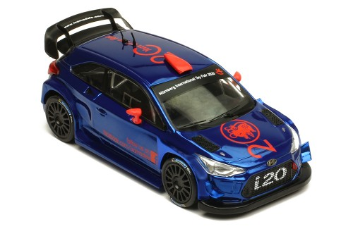 """HYUNDAI i20 Coupe WRC """"Year of the Rat"""""""