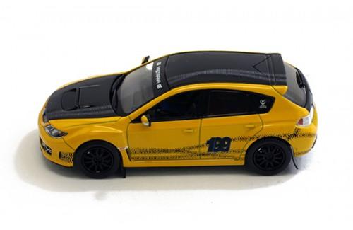Subaru Impreza WRX STI - T. Pastrana 199 Edition - 2009
