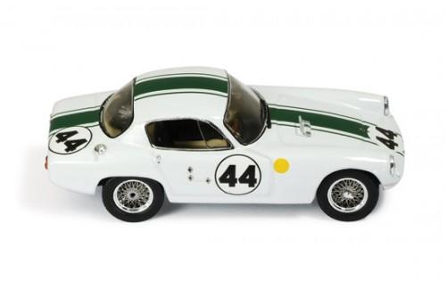 Lotus Elite #44 D. Hobbs-F. Garner Winner Class Le Mans 1962