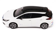 Nissan Leaf 2018 White