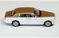 "ROLLS-ROYCE PHANTOM ""Middle East Special"" 2010 White and Gold"