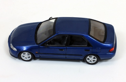 HONDA Civic SIR EG9 - Metallic Blue - 1992 (Europe Specs)