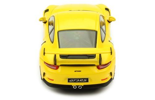 PORSCHE 911 (991) GT3 RS 2017