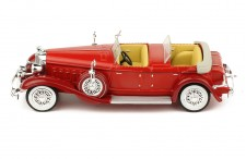 CHRYSLER Imperial Le Baron Phaeton 1933 Red