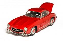 MERCEDES-BENZ 300 SL 1954 RED