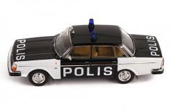 VOLVO 244 Swedish Police 1978