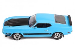 FORD MUSTANG MACH 1 1973 Blue