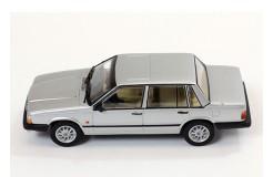 VOLVO 740 Turbo - Silver - 1985