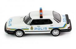 SAAB 900i 1987 Swedish Police