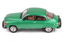 SAAB 96 V4 1980 Metallic Green