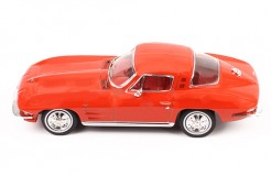 CHEVROLET Corvette C2 Sting Ray Sport Coupe 1964 Red
