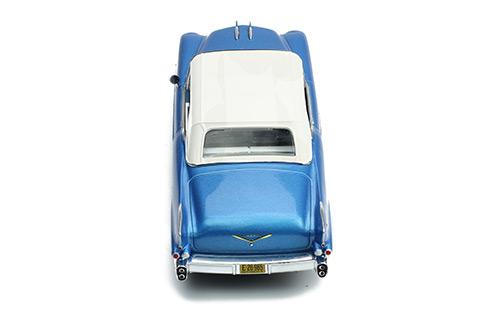 CADILLAC ELDORADO Biarritz 1956 Blue/White