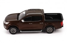 NISSAN NAVARA 2017 Earth Bronze