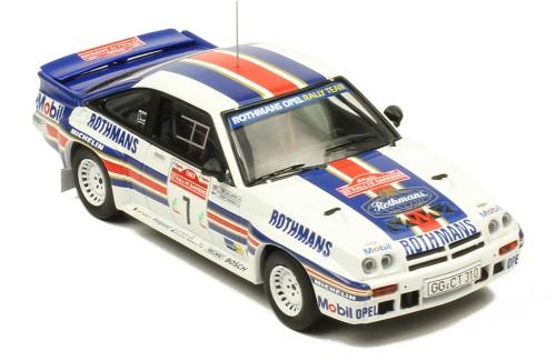 OPEL MANTA 400 #7 H. Toivonen-F. Gallager - Rally Sanremo 1983
