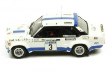 FIAT 131 Abarth #3 W. Rohrl-C. Geistdorfer RAC Rally 1979