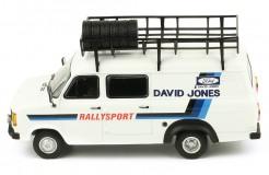 FORD TRANSIT MK II 1979 Rally Assistance David Jones