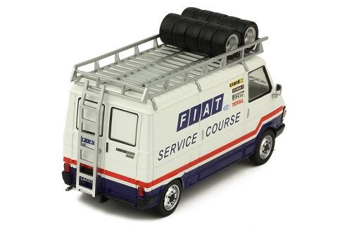 FIAT 242 (FIAT France Service Course) 1979
