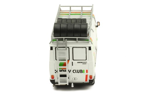 FIAT 242 (Assistenza Totip Jolly Club) 1985