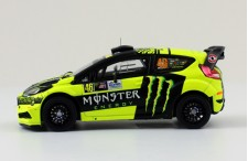 FORD FIESTA RS WRC #46 V. Rossi - C.Cassina  Winner MONZA Rally 2015