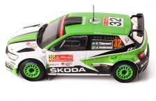 Skoda Fabia R5 #32 Winner WRC2 Rally de Portugal 2017
