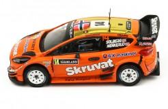 FORD FIESTA WRC #14 - H. Solberg-C. Menkerud - Rally Sweden 2018