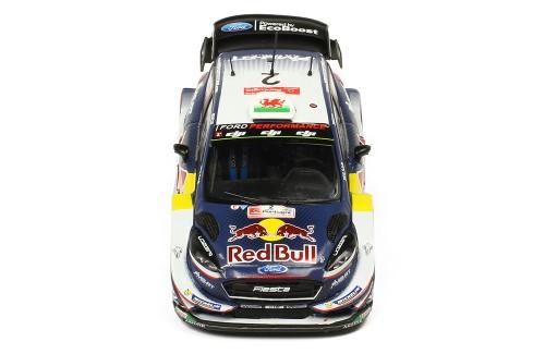 FORD FIESTA WRC #2 E. Evans-D. Barritt - Rally de Portugal 2018