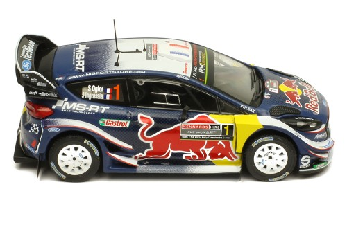FORD Fiesta WRC #1 S. Ogier-J. Ingrassia Rally Australia 2018 (World Champion)