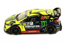 FORD Fiesta WRC #46 V. Rossi-C Cassina Winner Monza Rally Show 2018
