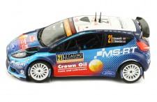 FORD Fiesta R5 #21 G. Greensmith-E. Edmonson Rally Monte-Carlo 2019