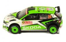 ŠKODA Fabia R5 Evo #24 J. Kopecky-P. Desler Rally Portugal 2019